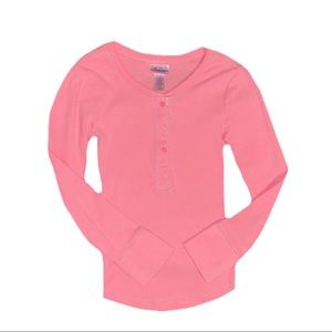 Justice Girl's Long Sleeve Top
